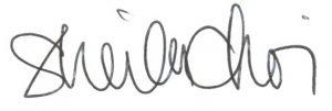 Sheila Signature